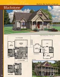 Back Porch Building Plans The Blackstone 3 Bedrooms 2 5 Baths Visit Www Modukraf Com For