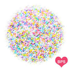 where to buy sprinkles in bulk bulk pastel rainbow nonpareil sprinkles are great for decorating