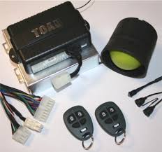 car alarms and vehicle security