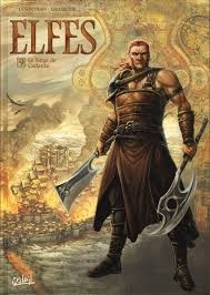 siege de couverture de elfes 9 le siège de cadanla elfes book cover