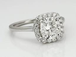 Jared Cushion Cut Engagement Rings Jewelry Rings Imposing Cushion Haloent Rings Photos Concept Cut
