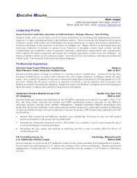 Resume Samples Vice President Marketing by Bold Idea Leadership Resume 6 Leadership Resume Examples Format