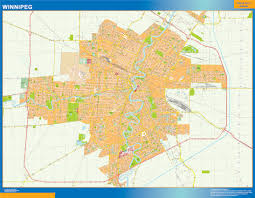 Map Of Ottawa Canada by Canada City Maps The Wall Maps Wall Maps Of The World