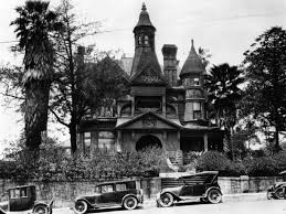 Famous Mansions Mapping The Most Incredible Lost Mansions Of Los Angeles