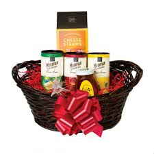 carolina gift baskets a taste of carolina gift basket american council of the blind