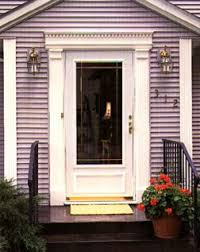 Vinyl Door Trim Exterior Decorative Accents And Exterior Accents Finishing Touches For