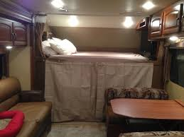 class c rv floor plans with bunk slyfelinos com beds photo bed for