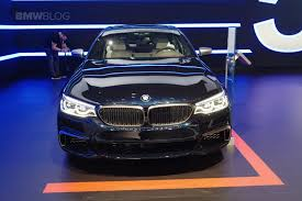 fastest bmw 5 series ever comes to new york auto show
