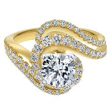images of gold wedding rings yellow gold engagement rings gabriel co