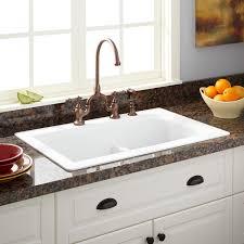 custom marble and granite brown farmhouse sink black granite