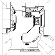 U Shaped Kitchen Design Layout Kitchen Design L Shaped Layout Ideas For Interesting Galley And