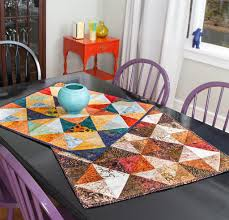 free thanksgiving quilt patterns 7 free table runner patterns to dress up your home
