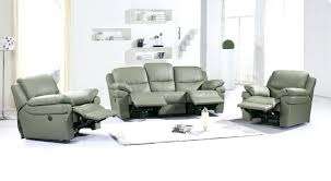 Cheap Loveseat Recliner Cheap Leather Reclining Sofa Sets Attractive Genuine Modern