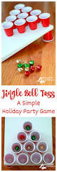 holiday party games jingle bell toss holiday party games