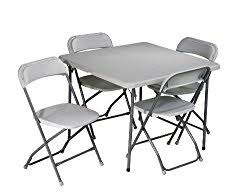 office star resin folding table office star resin 5 piece folding chair and table set 4 chairs and