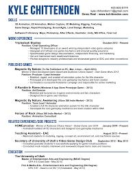 Resume Cover Letter Examples 2014 Cover Letter Demo Sample Resume Film Editor Resume Exles Film