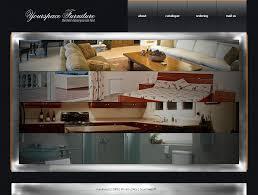 website template 22055 yourspace furniture company custom website
