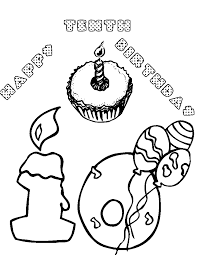 birthday cake coloring page cake coloring pages alphabet c