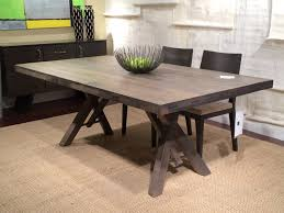 rustic square dining table grey dining room table attractive and chairs 727 with regard to 0
