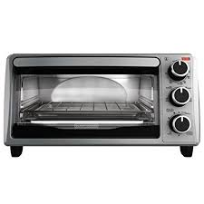 BLACK DECKER TO1303SB 4 Slice Toaster Oven