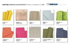 pantone spring summer 2017 pantone color trends spring summer 2017 by indigo fabrics