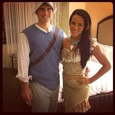 Halloween Costumes Pocahontas John Smith Pocahontas John Smith Disney Couple Costumes