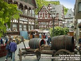 middle rhine wine tasting bacharach germany river tours tastings