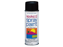 week end spray paint by krylon spray paints all purpose enamel