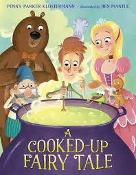 a cooked up fairy tale by penny parker klostermann