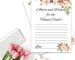 Best Wishes For Wedding Couple Best Marriage Advice Etsy