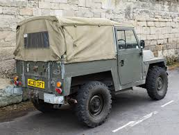 land rover series 3 off road file land rover series iii lightweight 1979 rear jpg wikimedia