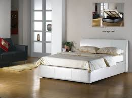 White Ottoman Bed by Ottoman Beds With Free Delivery Anywhere In Ireland