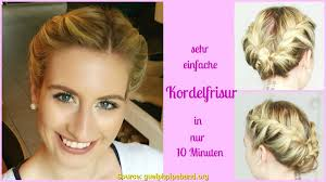 Frisuren Zum Selber Machen Kurzhaar by Lange Haare Stylen Deltaclic