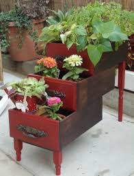 Outdoor Planter Ideas by Sweet Pea Garden Collection Home And Garden Decor Repurposed