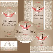 wedding invitation ai free vector download 48 346 free vector
