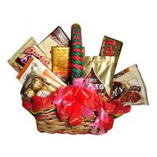 chocolate basket delivery assorted chocolate lover basket delivery in cebu send assorted
