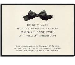 Funeral Invitation Sample Home Templates Memorial Cards For Funerals Funeral Program