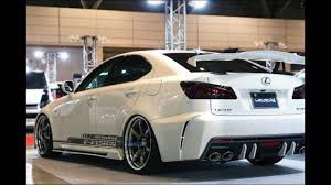 lexus car 2006 exterior tuning for lexus 2006 2011 style is250 is250c is300