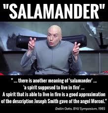 Joseph Smith Meme - salamander the pre tapir tapir exmormon