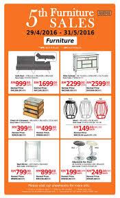 10 31 may 2016 ssf sdn bhd 5th furniture sale malaysia sales