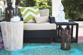 patio area rugs outdoor outdoor area rugs with brown wooden chair and some green