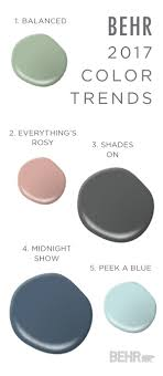 paint color of the year 2017 81 best behr 2017 color trends images on pinterest color trends