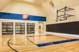 large indoor sport court designs home gym contemporary with gym