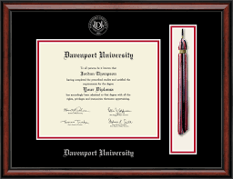 diploma frames with tassel holder davenport tassel edition diploma frame in southport