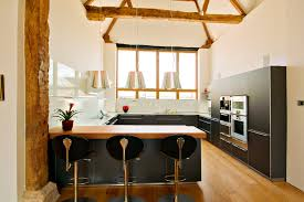 rustic modern kitchen design brotherton barn designed by the anderson orr partnership