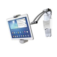 In Wall Mount For Ipad Amazon Com 2 In 1 Kitchen Mount Stand For 7 13 Inch Tablets Ipad