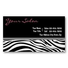 21 best business cards for hairdressers images on