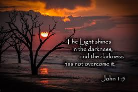 light in the darkness verse shining in the darkness 9 29 2016 posted by don merritt for the