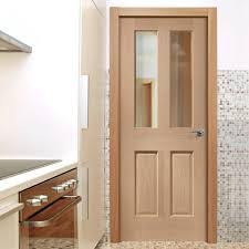 Door Design In Wood 6 Panel Oak Fire Doors