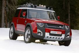 range rover sport concept new land rover defender edges nearer to 2016 debut as concept